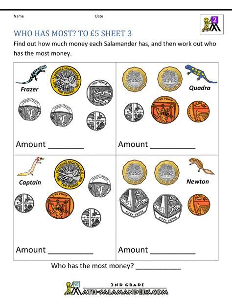 printable children s worksheets uk uk money worksheets to 163 5