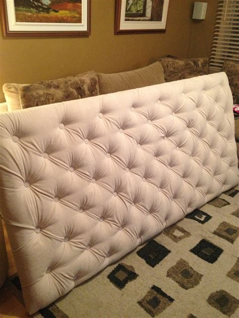 build tufted headboard tufted headboard diy for the home pinterest