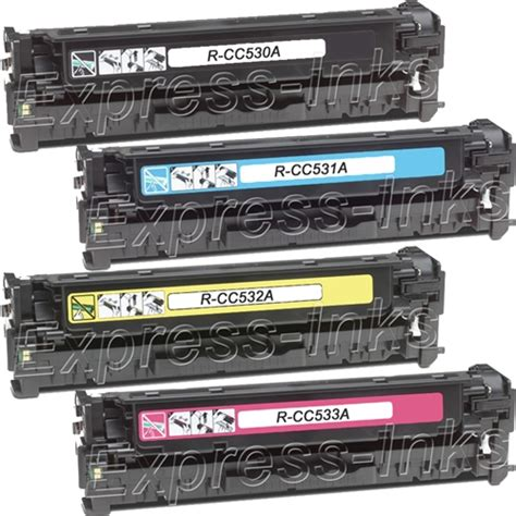 hp color laserjet cp2025 toner hp color laserjet cp2025 4 pack toner cartridge combo