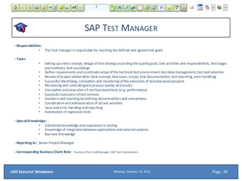 Systems Integration Manager Cover Letter by Test Rasend 252 Nger Test Manager Test Automation Test Management System Ms Test Manager 2010 Nav