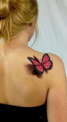 tattoo 3d papillon tatuaje fluturi
