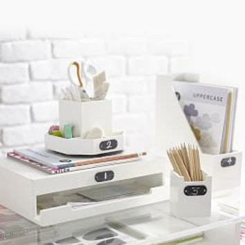 pretty desk accessories for cool desk accessories desk from pbteen home wishlist