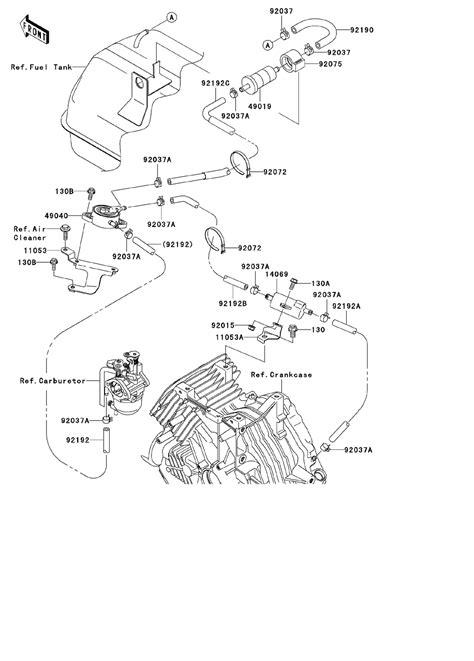 Kawasaki Mule Aftermarket Parts by Kawasaki Mule 610 Parts Diagram On 600 Kawasaki Mule 600