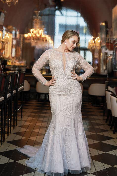 campaign  justin alexander  coordinated bride