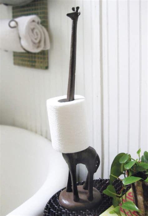 cool toilet paper holder 40 cool unique toilet paper holders