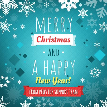 merry christmas    wishes   happy  year    friends customers