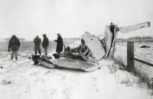 buddy plane crash bodies in color criminal misconduct february 3 1959 the day the died