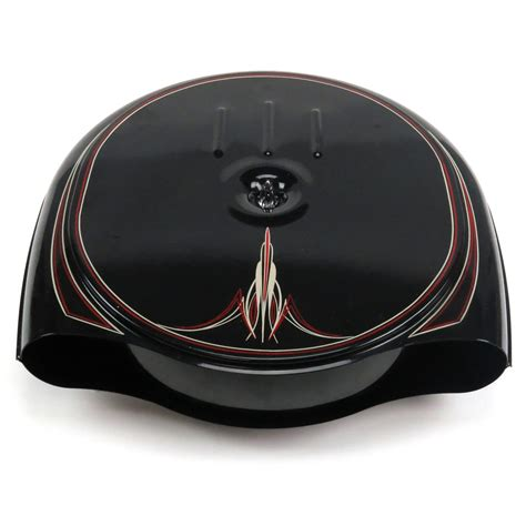 retro cadillac pinstriped retro cadillac oldsmobile style air cleaner kit