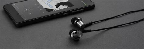 Xiaomi Original Stereo Hybrid Headset Piston 4 Black New original gold xiaomi hybrid piston dual driver earphone stereo headset circle iron noise