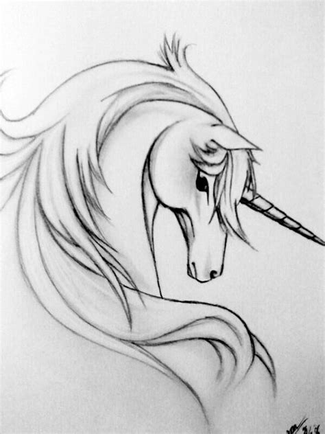 paint for sketchbook the 25 best unicorn drawing ideas on easy to