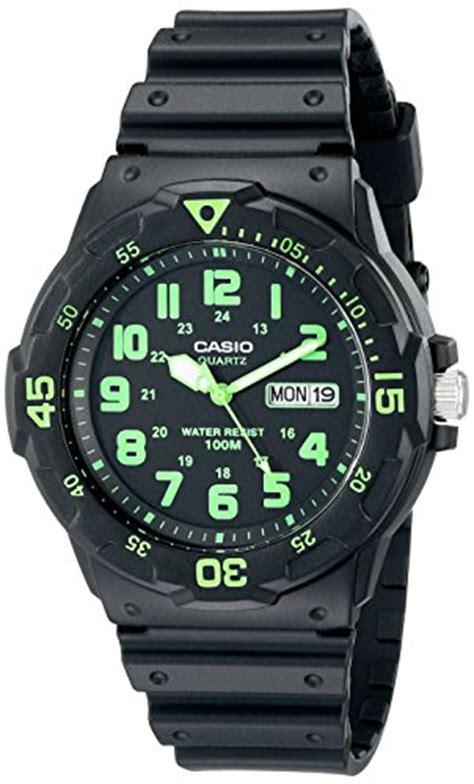 Casio Lrw 200h 2ev Sports Diver Look Rubber Original classicwatch org