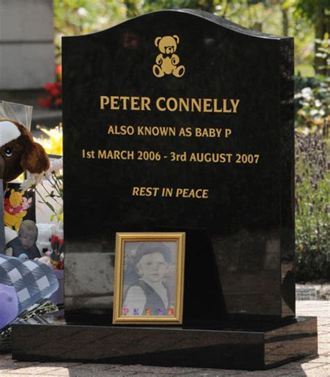 baby connelly quot baby p quot connelly 2006 2007 find a grave memorial