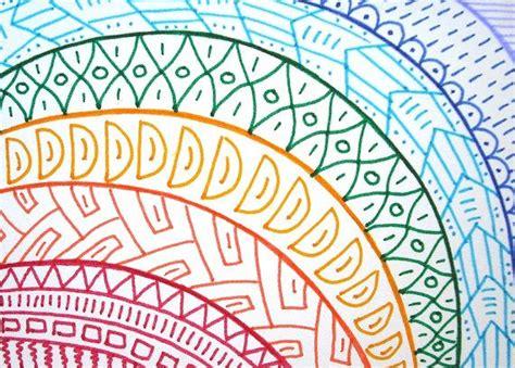 rainbow pattern doodle 78 best images about art illustration doodles on