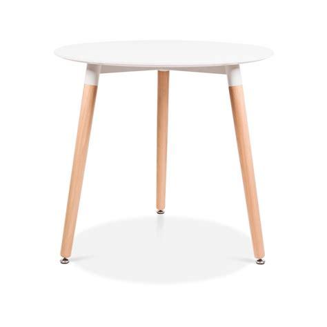 muebles de haya mesa edelweiss redonda con madera de haya mesas de comedor