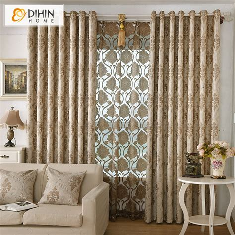 Is Made For Living dihin 1 pc modern curtains for living room window