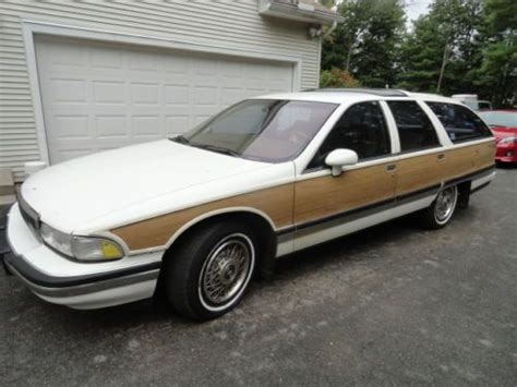 how to sell used cars 1992 buick roadmaster navigation system find used 1992 buick roadmaster estate wagon in westfield massachusetts united states for us