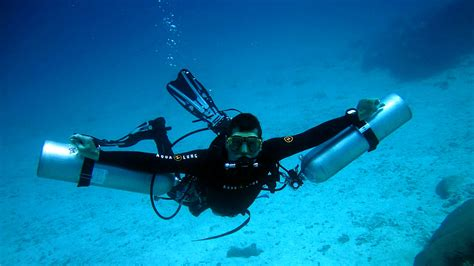tech dive padi tecrec technical diving phuket thailand tech