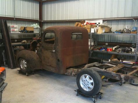 Packing Block Bawah Spacy F1 1941 dodge truck ofn forums