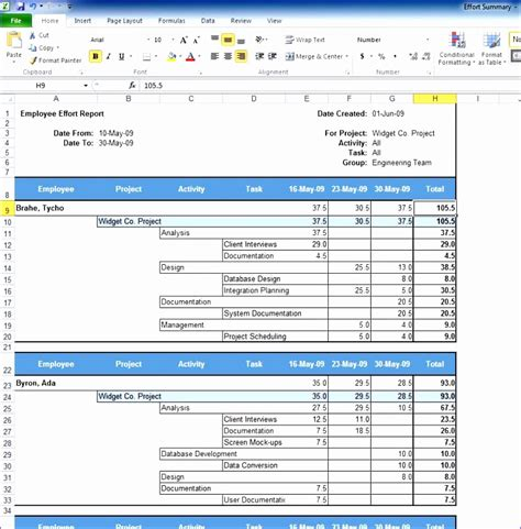 project status report template excel filetype xls 6 project status report template excel filetype
