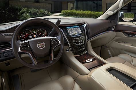 cadillac escalade 2015 interior 2015 cadillac escalade interior view2 photo 12