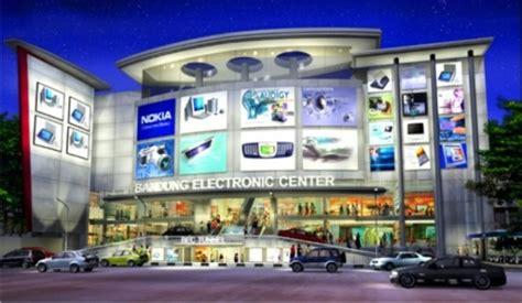 Di Bec Bandung istana bandung electronic center petatempatwisata