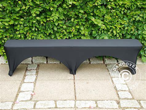 Banc Extensible by Housse De Banc Extensible 183x28x43cm Noir Dancovershop Fr