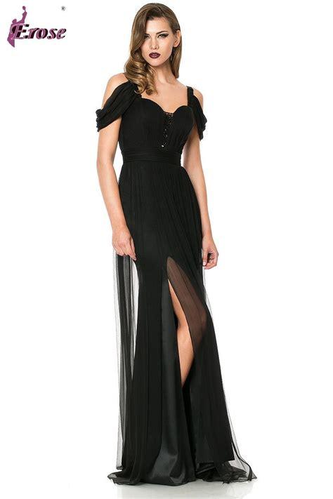 best black dress top evening dresses the shoulder black evening dress