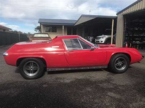 lotus for sale in for sale 1972 lotus europa