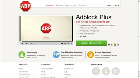 chrome youtube ad blocker disable annoying ads on youtube in firefox and google