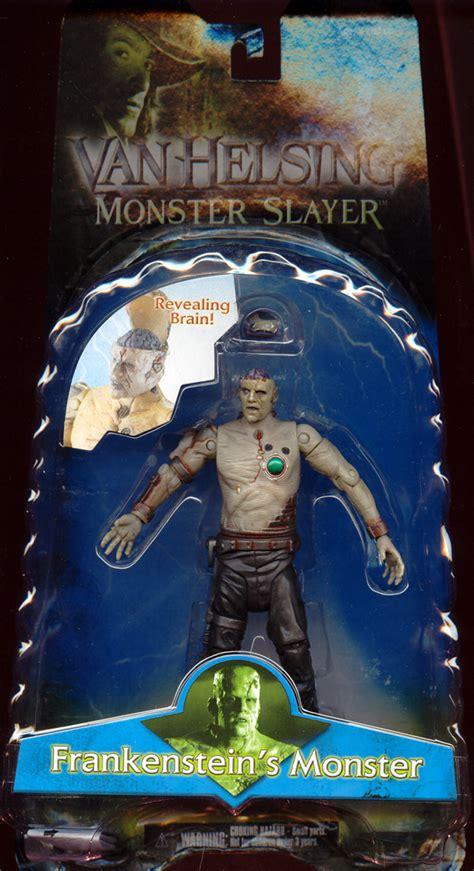 Figure Frankenstein Vanhelsing frankensteins figure revealing brain