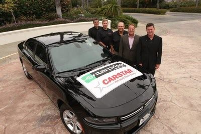 Enterprise Rent A Car Partners with CARSTAR as Preferred