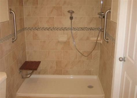 Shower Images by Barrier Free Showers Bob Vila Radio Bob S Blogs