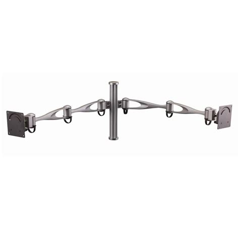 monitor swing arm wall mount dual monitor mount cotytech lcd mount monitor arm
