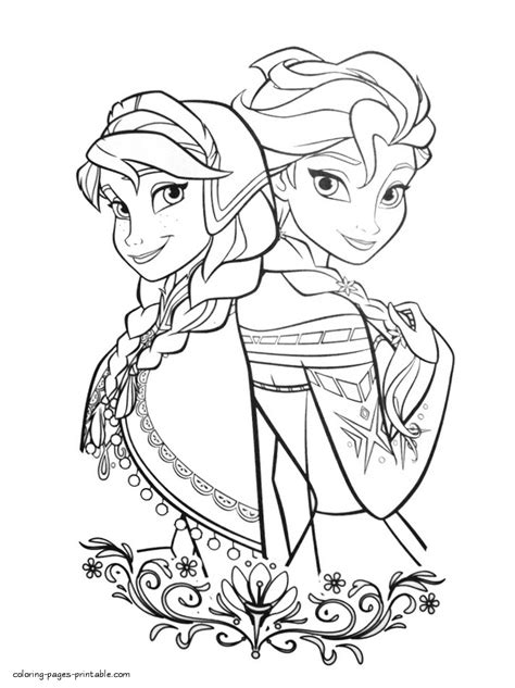 frozen coloring pages momjunction frozen coloring sheets