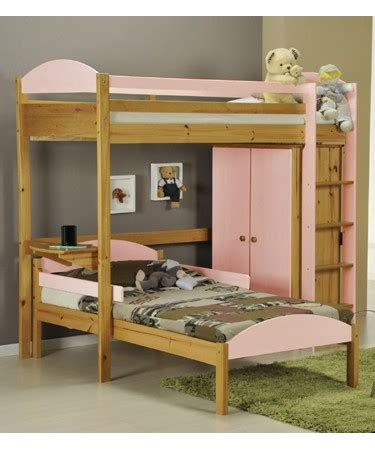 Cheap L Shaped Bunk Beds L Shaped Bunk Bed Shop For Cheap Beds And Save