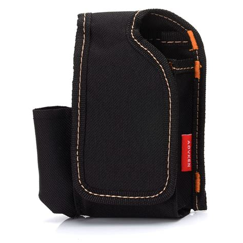 Pouch Vapor authentic advken vapor carrying pouch black bag v2 for e