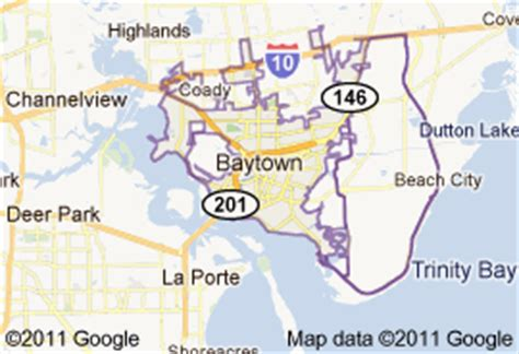 where is baytown on the map baytown social security lawyer baytown disability claims