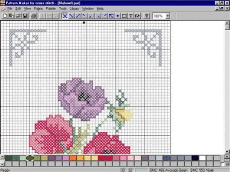 pattern maker for cross stitch free download windows 7 new 483 create cross stitch patterns software cross