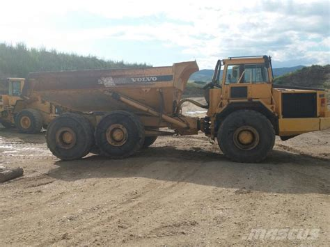 volvo haul trucks for used volvo a 40 mining trucks and haulers year 1992 price