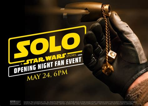 opening fan event wars opening fan event a wars at an