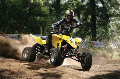Suzuki Ltr 450 Top Speed 2007 Suzuki Quadracer R450 Review Top Speed