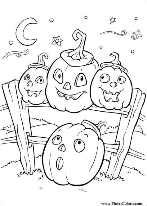baby pumpkin coloring pages desenhos para pintar e colorir dia das bruxas imprimir