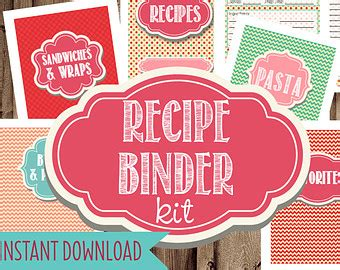 Recipe Book Cover Template Free by 6 Best Images Of Recipe Cookbook Cover Printables