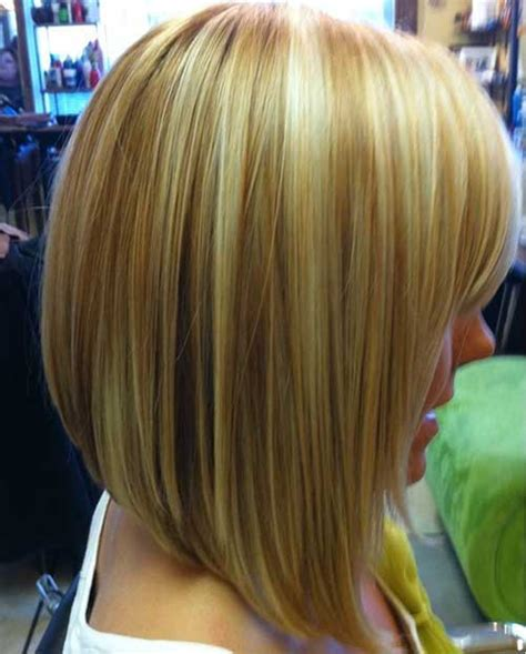 blonde bob long at front inverted bob hairstyle the best short hairstyles for