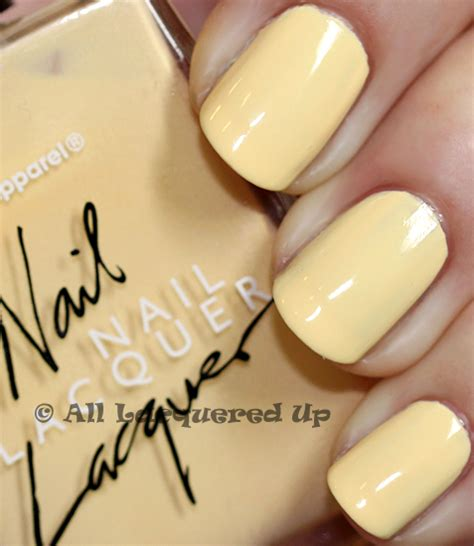 light yellow nail polish alu s 365 of untrieds american apparel butter all