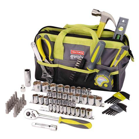 Quality Tool Set By Istanatoys Net craftsman evolv 41242 42 pc zipper tool set