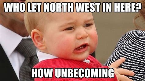 Prince George Meme - pinterest the world s catalog of ideas