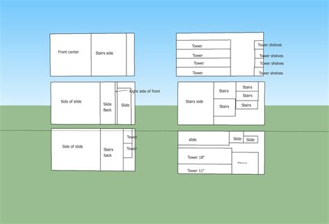 Castle Bunk Bed Plans White Castle Loft Bed Diy Projects