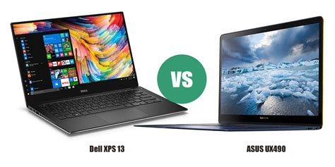 Laptop Dell Xps 13 Terbaru asus ux490 vs dell xps13 which is the best sleek laptop