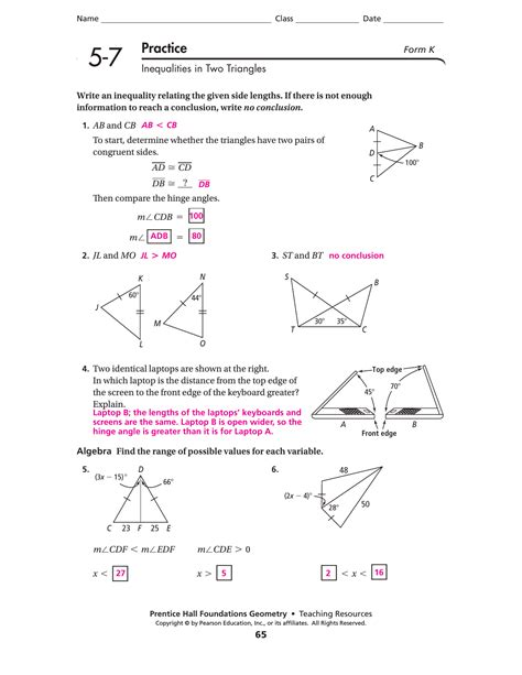 Proving Triangles Similar Worksheet by Worksheets Proving Triangles Similar Worksheet